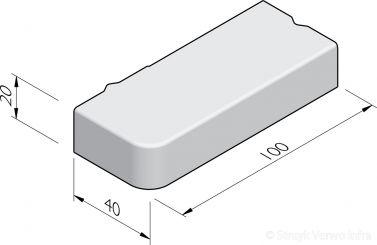 Perronbanden 40x20