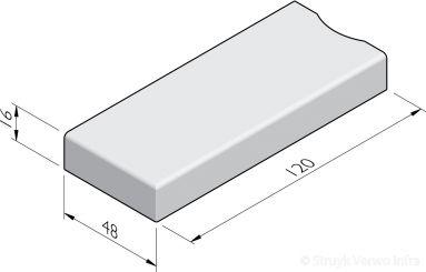 Eindbanden 48x16