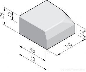 Inritband 50x26
