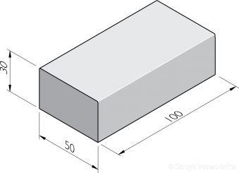 Rabatbanden 50x30
