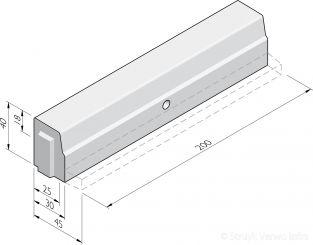 HOV-banden 25/30x40