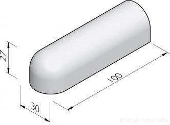 Stootbanden 30x27