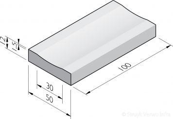 Molgoten 50x12 dp1,5