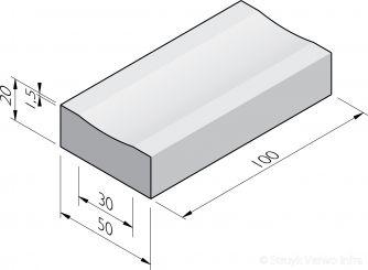 Molgoten 50x20 dp1,5
