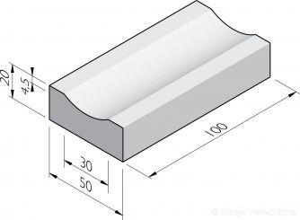 Molgoten 50x20 dp4,5