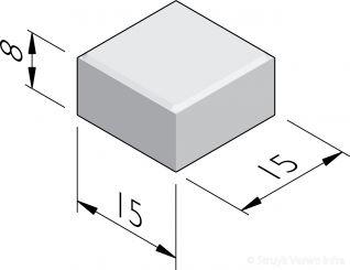 Tegels 15x15