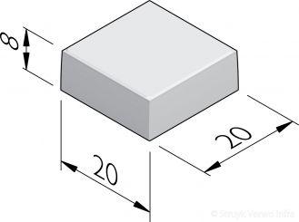 Tegels 20x20