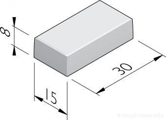 Tegels 15x30