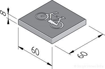Symbooltegels 60x60