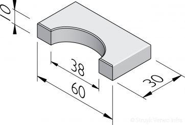 Sparingtegels 30x60