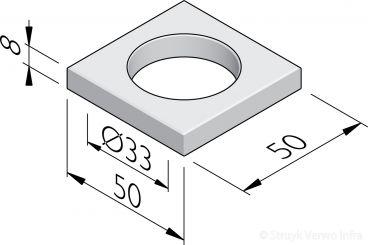 Sparingtegels 50x50