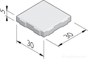 Ventilatietegels 30x30