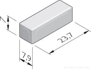 Betonstraatstenen 23,7x7,9