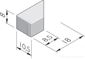 Keperstenen 21x10,5
