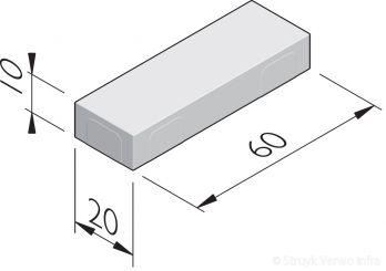 Betonstraatstenen 60x20