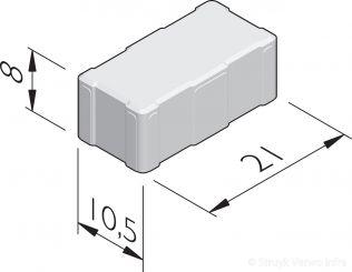 H2O stenen 21x10,5