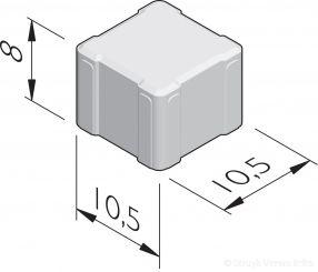 H2O halve stenen 10,5x10,5
