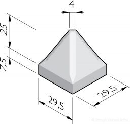 Piramideblokken 30