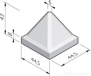Piramideblokken 45