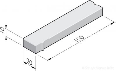 Boomrandbanden 20x10