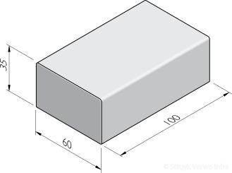 Bloembakbanden 60x35