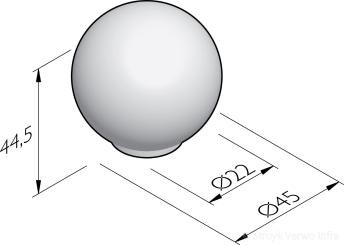 Sierbol Sphere 45