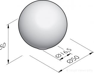 Sierbol Sphere 50