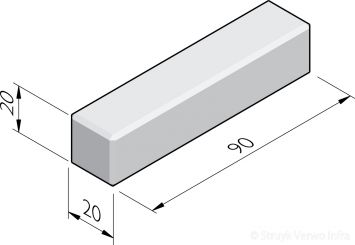 Stapelblokken 20x20