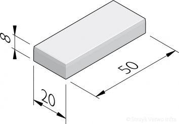 Tegels 20x50