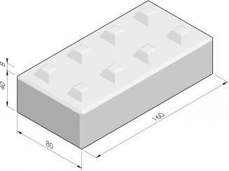 Stapelblokken 80x40