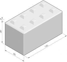 Stapelblokken 80x80