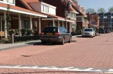 Parkeersituaties Weidevenne
