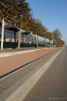 Fietspaden stationsgebied