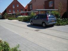 Verhoogd langsparkeren Schuytgraaf