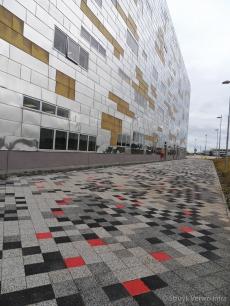 Schoolplein Middlesbrough College