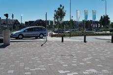 Binnenplaats Woonwijk Menagerie