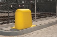 Verkeersgeleiding containerterminal