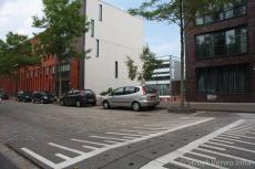 Verkeersdrempels in schoolzone
