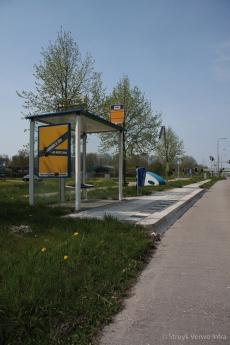 Bushaltes Provincie Flevoland