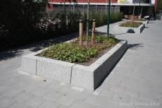 Groenvoorziening Sportcentrum Oegstgeest