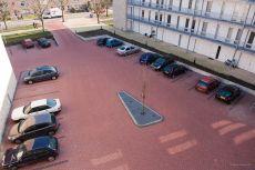 Parkeerplaatsen zorgcomplex